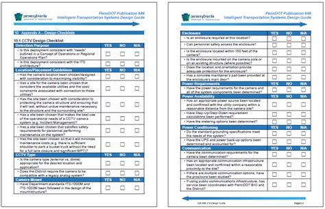 cctv checklist template cctv maintenance checklist ourclipart