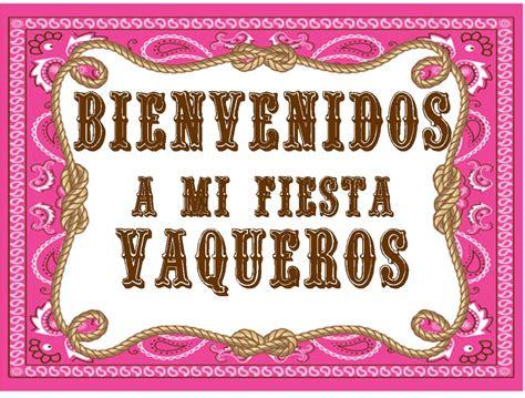 imagenes vaqueras gratis para descargar kit imprimible de fiesta vaqueras bs 100 000 00 en