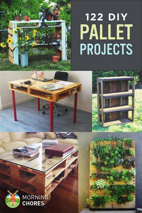 the pallet book diy projects for the home garden and homestead books 122 awesome diy pallet projects and ideas furniture and
