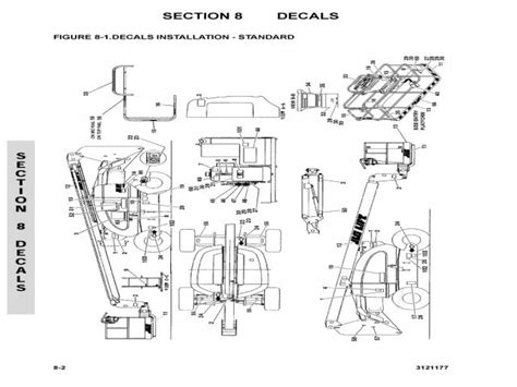 uno 41e snorkel lift wiring diagrams wiring diagram images