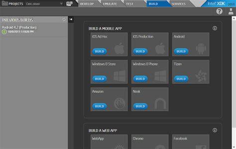 aplikasi membuat game hp android rendimuhammad html5 membuat aplikasi android dengan