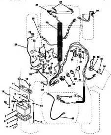 craftsman lawn tractor parts model 917257560 sears partsdirect