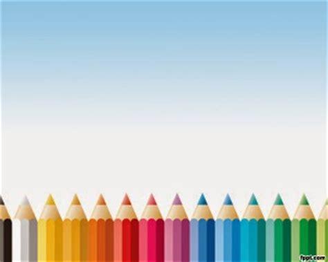 wallpaper animasi elegan 5 background dan template powerpoint tema pensil terbaik
