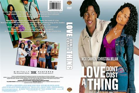 love don t cost a thing film love don t cost a thing movie dvd custom covers