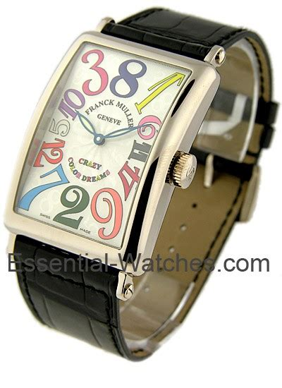 Franck Muller Infinity Colour Dreams White 1200 ch codr franck muller island s white gold color dreams essential watches