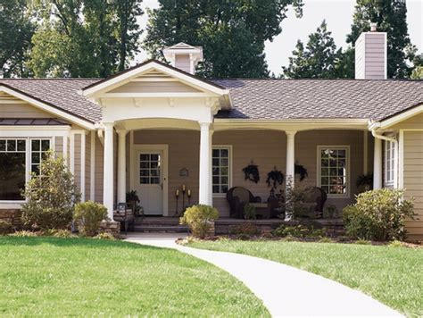 ranch style house paint colors tips top ways to improve the exterior appeal of ranch