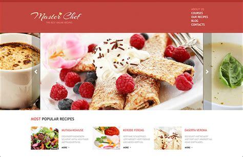 blogger resep masakan 18 template theme blog resep masakan dan kulinermasbadar com