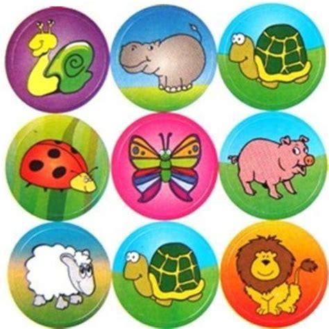 Aufkleber Kinder by Animal Stickers For Children Children S Stationery