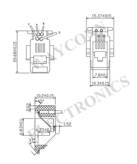 568a color code eia 568 a t 568b rj45 wiring standard best place to