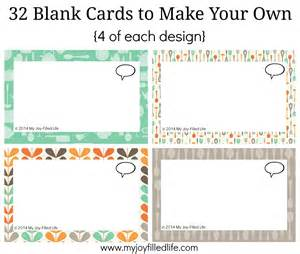 make your own printable card printable cards
