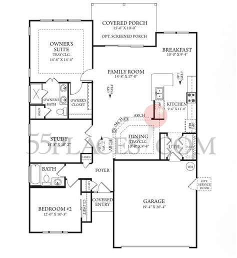 camden floor plan camden floorplan 1505 sq ft hilton head lakes