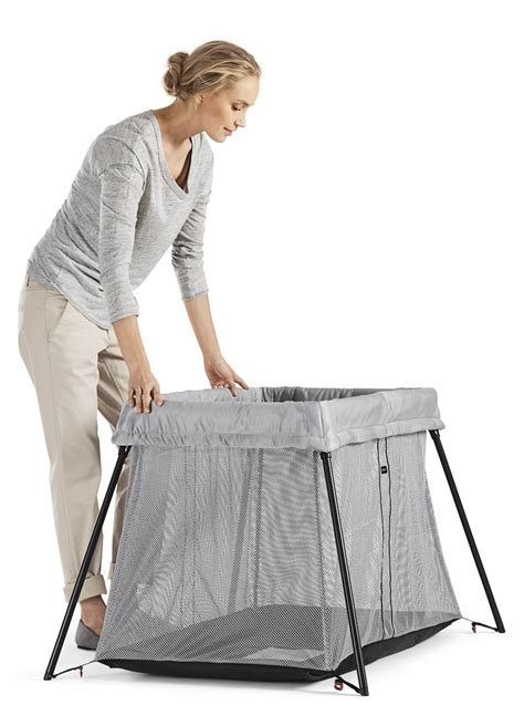 Baby Bjorn Travel Crib Bassinet travel crib light babybjorn shop