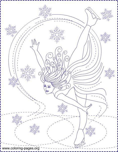 Skating Coloring Pages Coloring Pages Skating