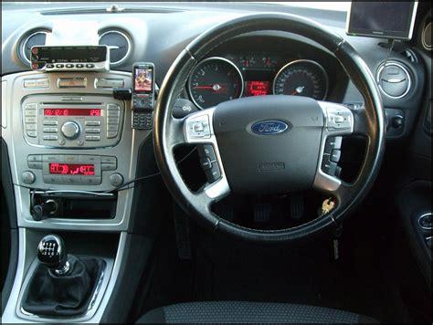 2007 5 ford mondeo zetec 2 0 tdci dashboard fascia instrum