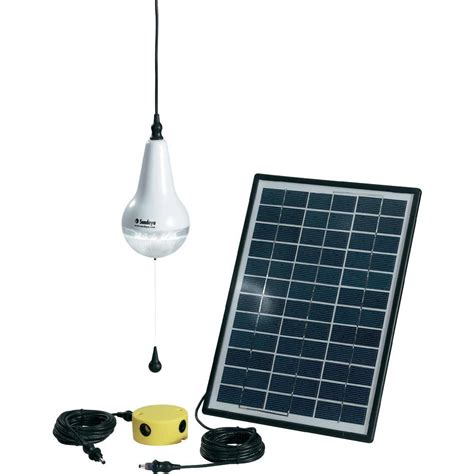 Solar Lighting Solar Kit Ulitium Lightkit 1 Sundaya 303205 3 5 Wp With