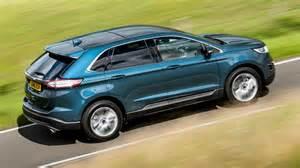 Ford edge 2 0 tdci 210 titanium powershift 2016 uk review by car