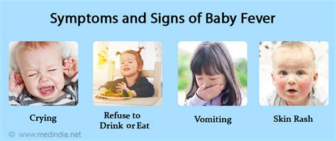 signs of fever baby fever causes symptoms diagnosis treatment prevention
