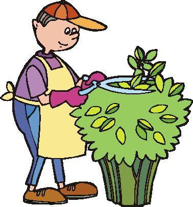 clipart animate gratis jardineria clip