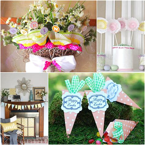 spring diys spring and easter craft ideas