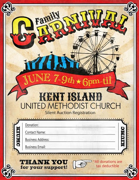 templates for carnival flyers jimondo carnival flyer