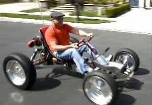 Build Your Own Electric Car Australia Diy Electric Buggy Z Kart Technology Infoniac