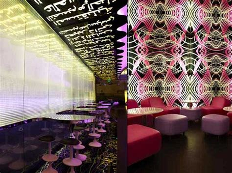 switch restaurant interiors  karim rashid