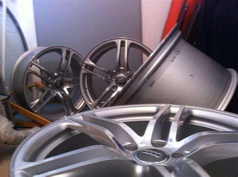 Felgen Polieren Siegen by Audi R8 Felgen Silber Poliert 2x 8 5j X19 Und 2x 10 5j X19