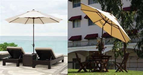 Best Price 9 Foot Outdoor Patio Umbrella Just 47 00 Shipped Bellezza 169 9 Ft Outdoor Patio Garden Umbrella Aluminum
