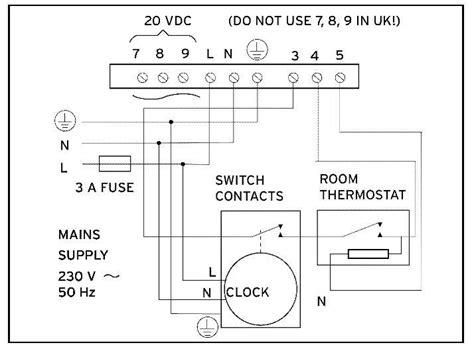 diagram timer wiring switch 8546681c diagram wirning