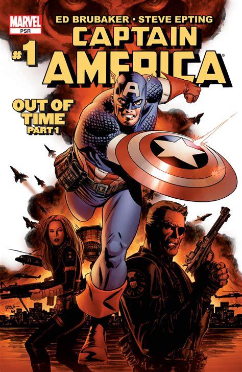 Captain America Marvel America 1 captain america vol 5 1 marvel comics database