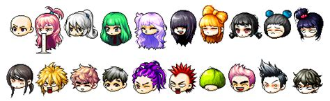 maplestory hair update x maplesea update big hedward is back with