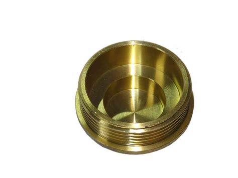 bsp brass flanged plug stevenson plumbing