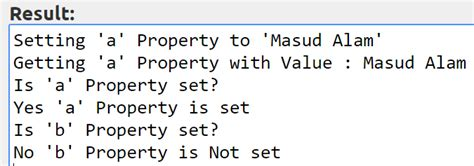 php property overloading check property value is set