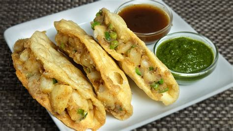 taco samosa manjula s kitchen indian vegetarian recipes