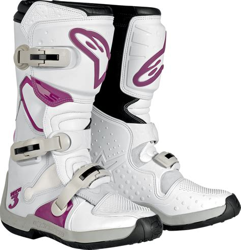 ladies motocross boots alpinestars women s stella tech 3 offroad motorcycle boots