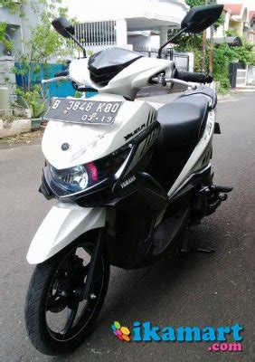 Motor Yamaha Xeon Gt 2014 by Dijual Yamaha Xeon Gt 125 Putih Abu 2014 Motor