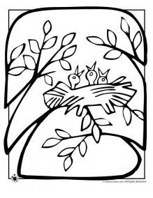 Printable Coloring Pages &gt Nest 61970 11 sketch template