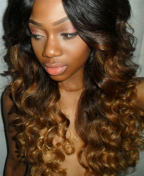 hair weave for feathered ombre hairstyle for african american only long black quick weave hairstyles long weave hairstyles
