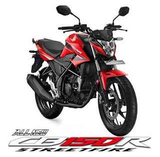Harga Bcb 60 harga motor honda cb150r facelift streetfire terbaru juli