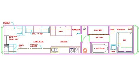 bus conversion floor plans 209 remodeled school bus bus conversion floor plans sle floorplans for bus conversion
