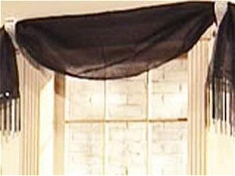 No Sew Cornice Window Treatments No Sew Window Treatments Diy