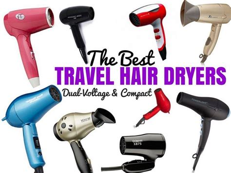 Mini Travel Hair Dryer Review best travel hair dryer for europe travel reviews
