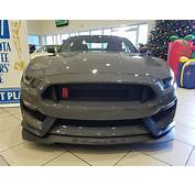 2018 Ford Mustang Svt Shelby Gt350r Gt 350 R Leadfoot Gray