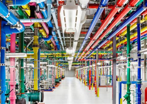 look at facilities an inside look at google s data centers zdnet