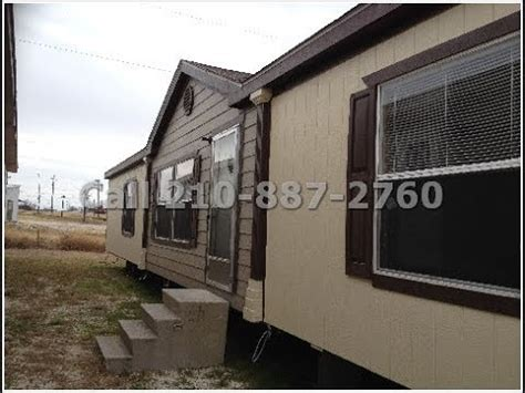 2006 used wide repo mobile home 210 887 2760