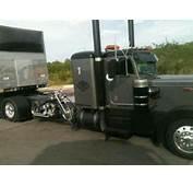 Bad Ass Truck  Semi Trucks Pinterest