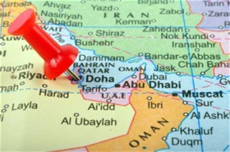 where is doha on world map doha office space guide the office providers