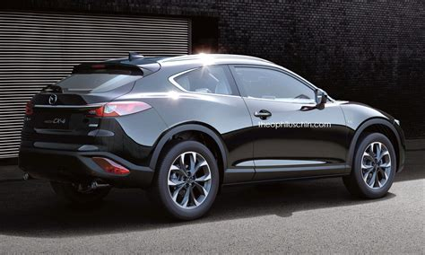 mazda 2 crossover mazda cx 4 rendered as a two door coupe crossover image 485894