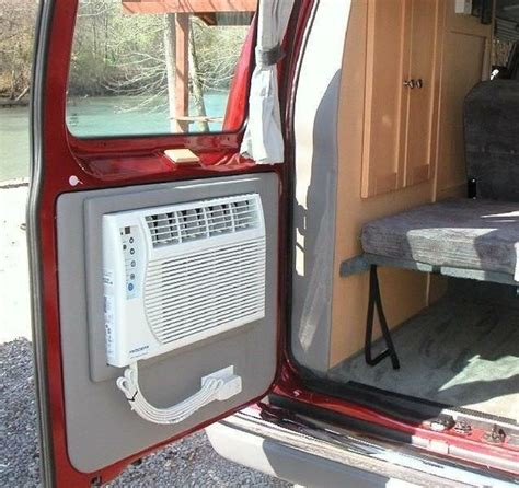 what is the best way to get air conditioning in a parked or small cer without running the