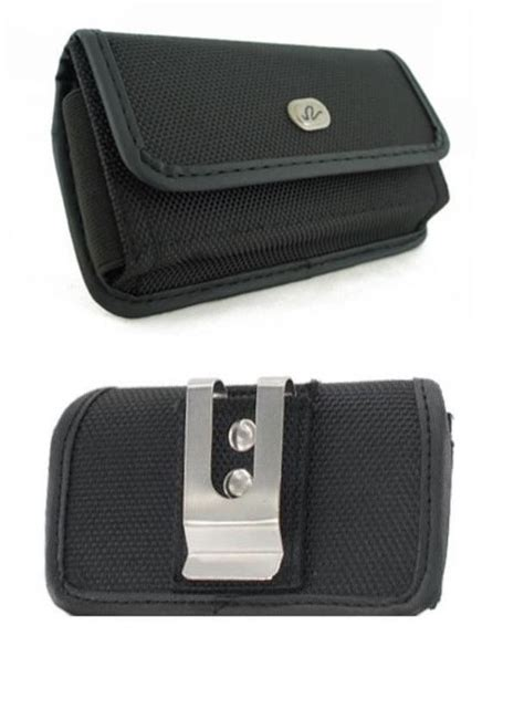 by belt plus clip kyocera duraxv case pouch holster with belt clip loop for verizon kyocera